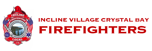 Incline Village Crystal Bay Firefighters